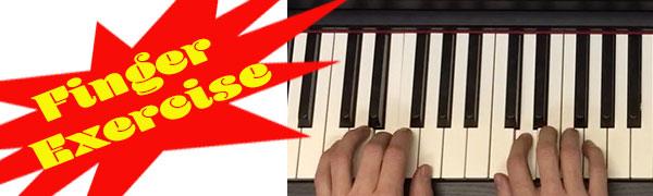 5 Finger Exercise 1